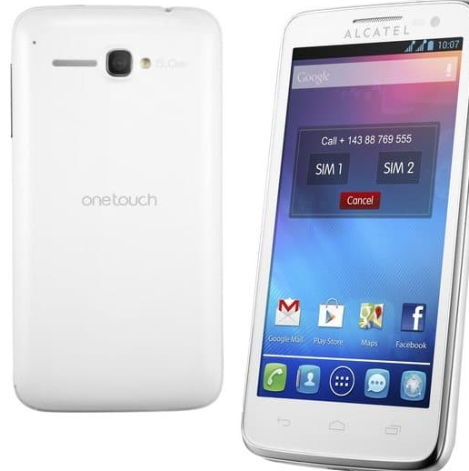 Download Alcatel One Touch X Pop 5035E Stock ROM-Firmware is
