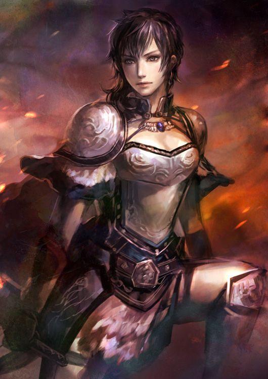 Wang Yi (Dynasty Warriors)