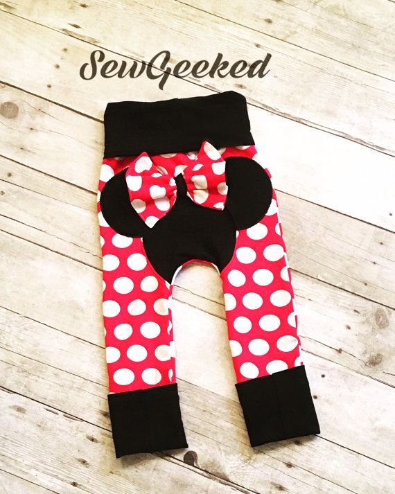 Mouse Maxaloons / red and white polka dots/ boy by SewGeeked ...