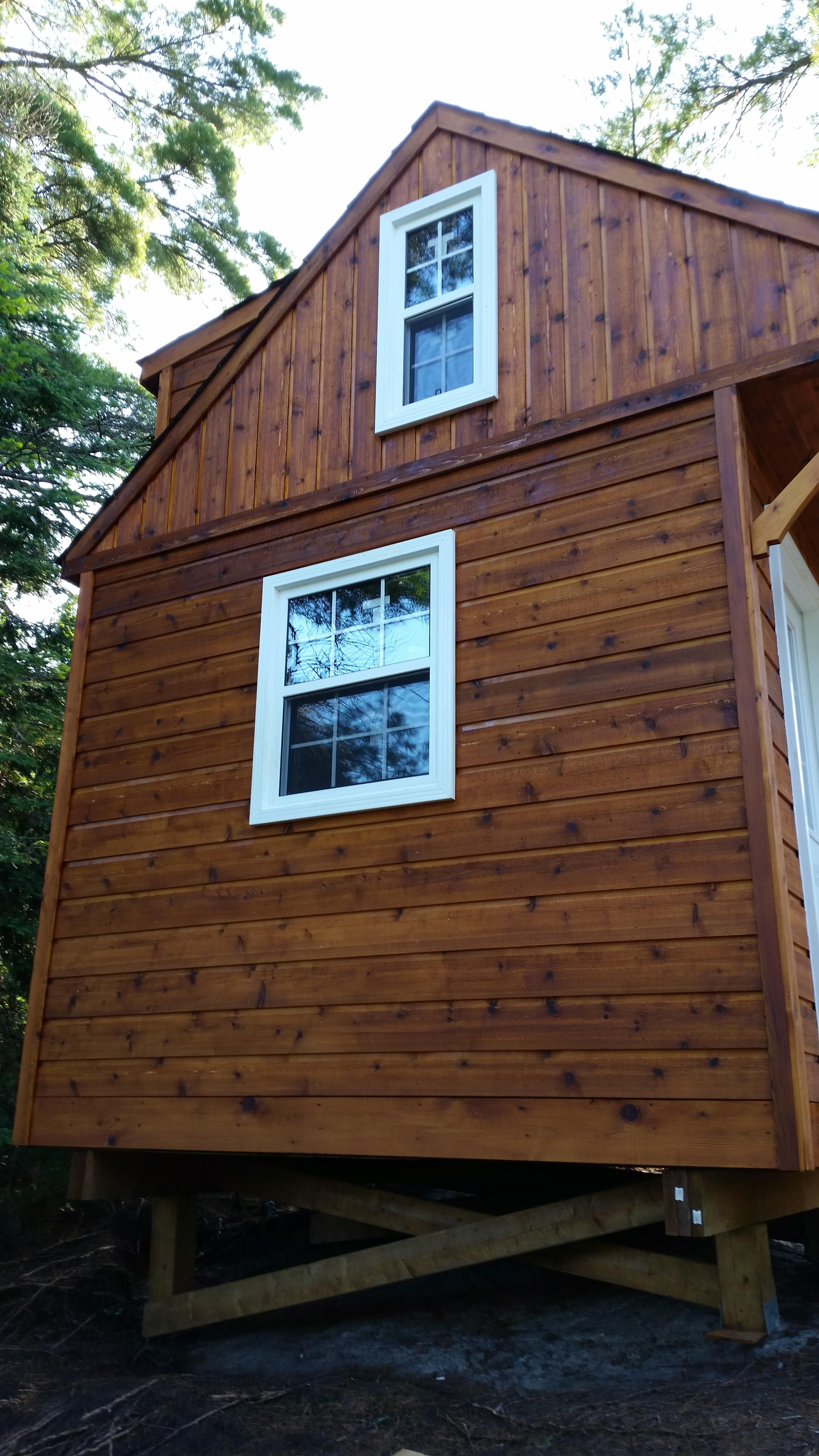 This Sturdy Structure Has A Hidden Gem In It Overhang Lots Of Storage Space And No Building Permit Needed Building Permits House Styles Temporary Structures
