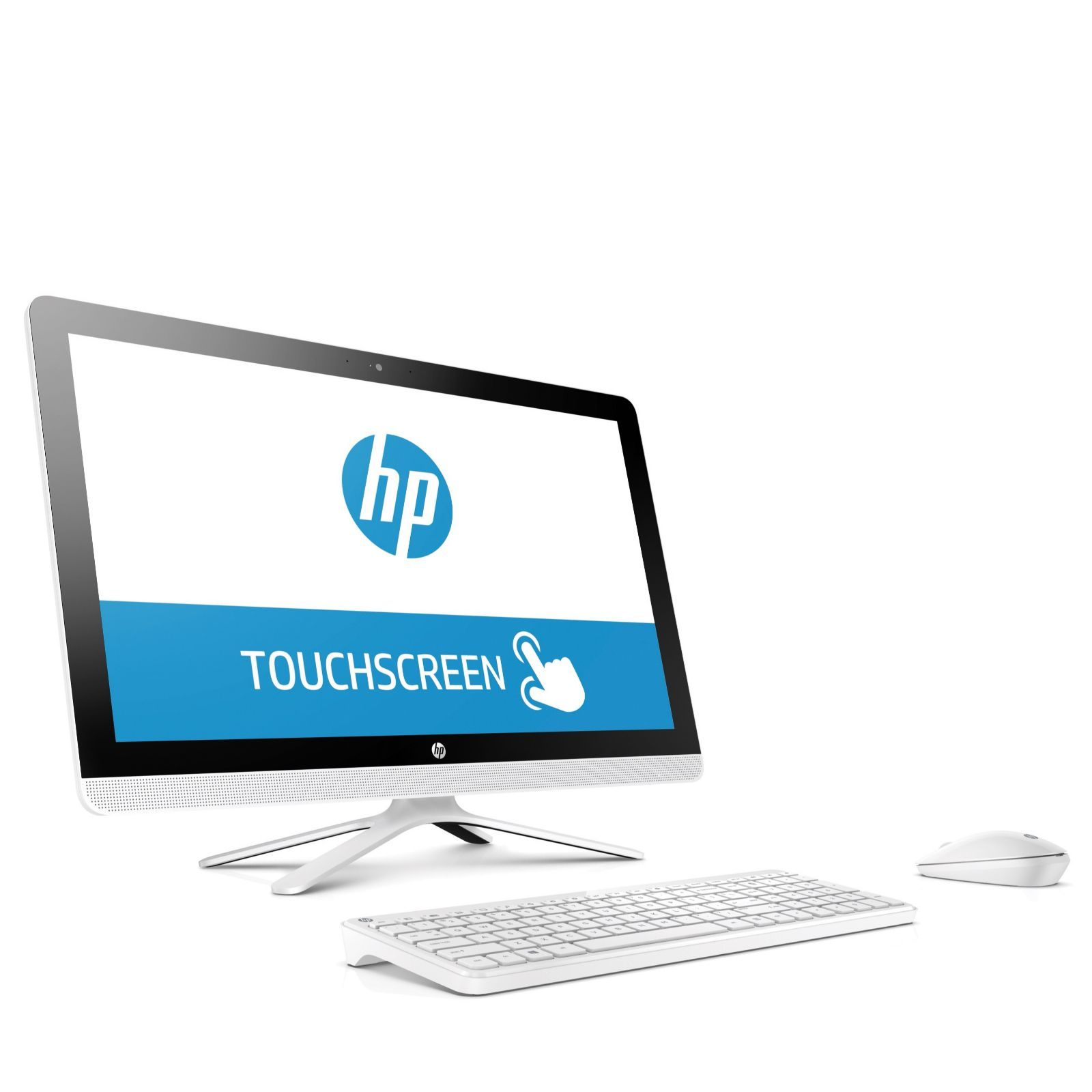 "HP 23"" Touchscreen AIO PC with Intel Core i5 8GB RAM & 2TB HDD"
