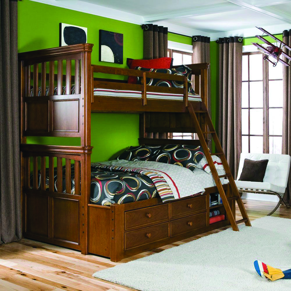 8 loft bedroom ideas for your tiny bed room cool bunk on wonderful ideas of bunk beds for your kids bedroom id=53375