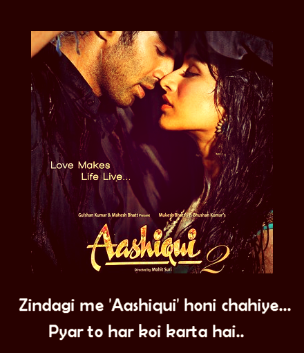 Aashiqui 2 Images With Quotes Free Download Whatsapp Status