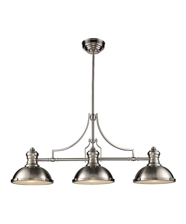 Look at this Chadwick Billiard Three-Light Fixture on #zulily today ...