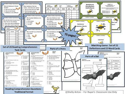 Promoting Success: Free Stellaluna Activities and Printables