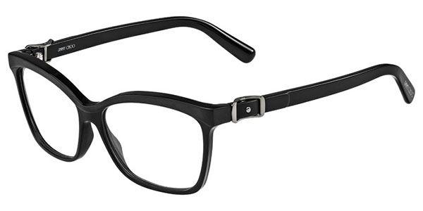 070b3156c Confira o Jimmy Choo 103 807 Preto na OculosWorld. Diversas cores  disponíveis e muitos outros