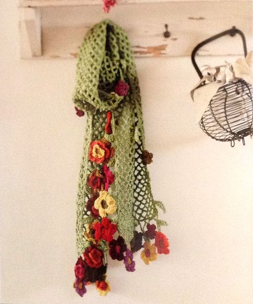 Picture of Crochet With Color: 25 Contemporary Projects for the Yarn Lover