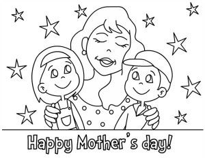 Mothers Day Drawing | www.pixshark.com - Images Galleries ...