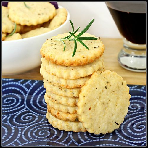 I've often wondered why anyone would bother making crackers at home. I figured the homemade taste must be superior, but it didn't seem wo...