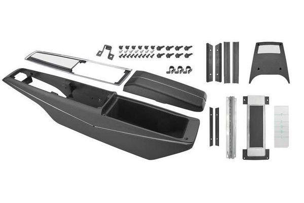 Auto Metal Direct® - Chevy El Camino 1968 OPGI™ Complete Center ...