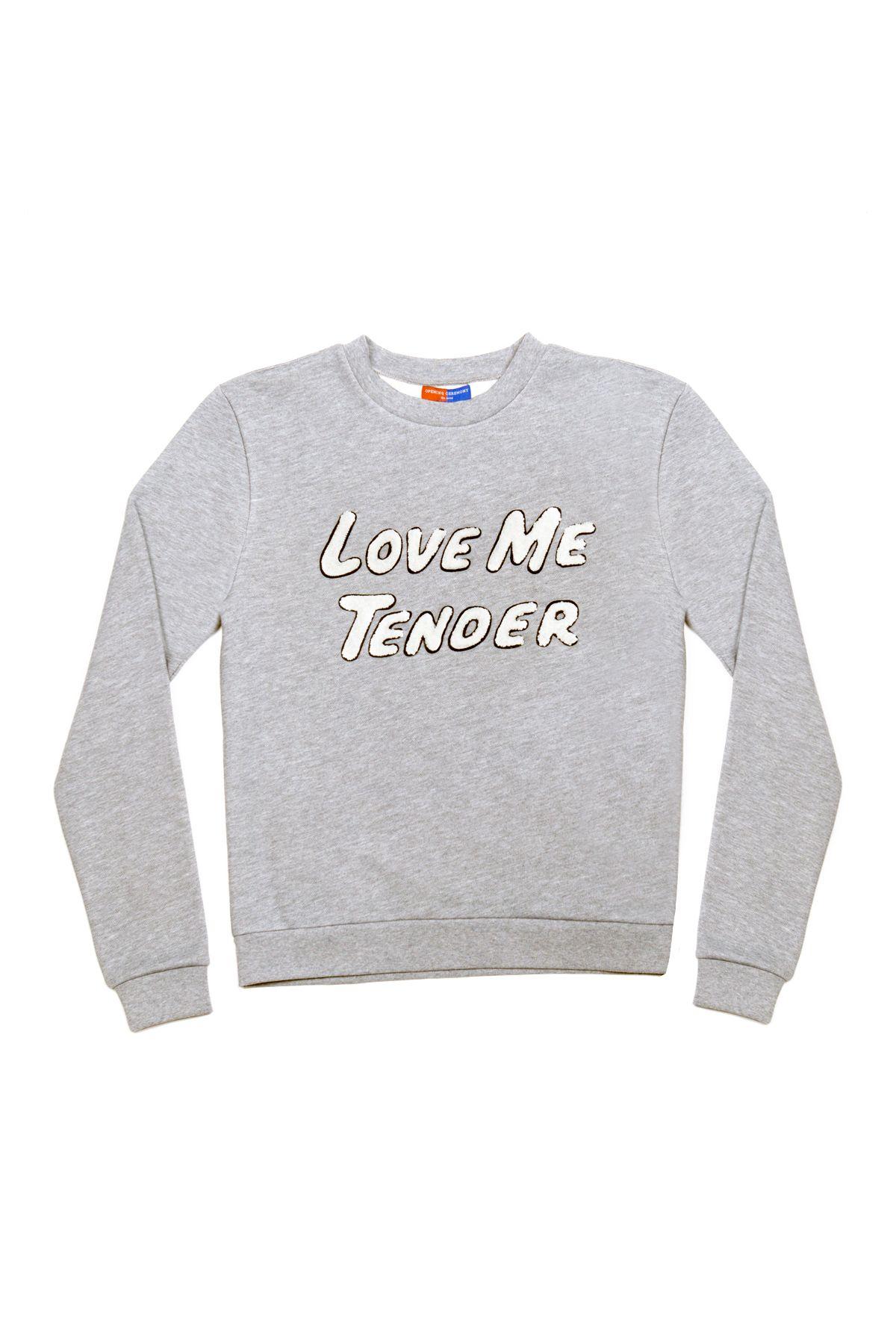 Opening Ceremony x Elvis Love Me Tender Sweatshirt