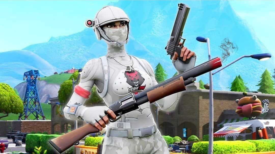 Elite Agent Designed By Follow Provables Tags In 2020 Fortnite Bilder Gaming Hintergrunde Anime Kunst Madchen