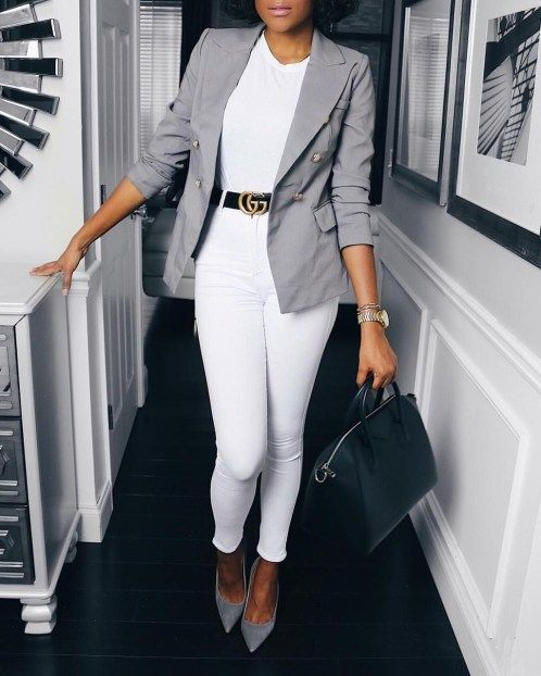 20+ Amazing Business Casual Women Outfits Ideas For This