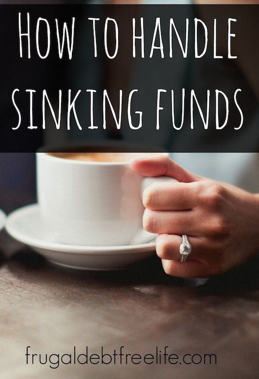 Overwhelmed and confused about sinking funds? Here is a quick guide to savings, sinking funds and handling emergencies.