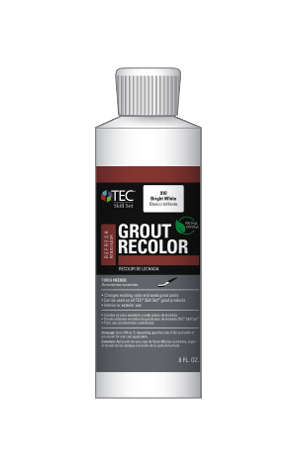 Grout Recolor | Unsanded grout, Grout and Change