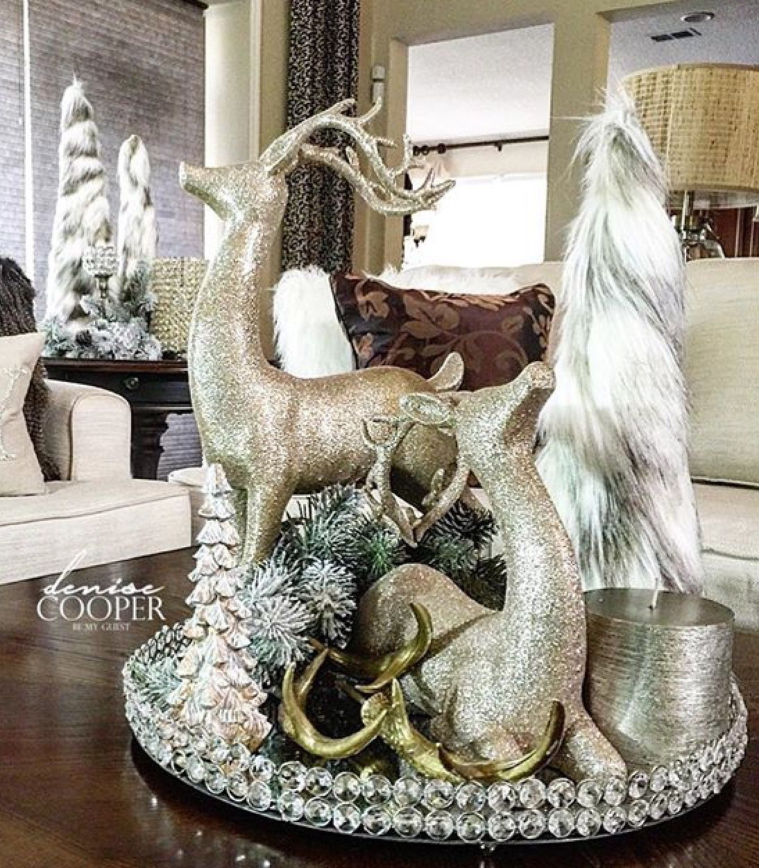 Pin by Sasoky on Christmas trees (With images) | Glam ...