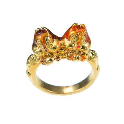 b401b9f46 Chip 'N Dale Ring | Disney jewelry | Disney couture, Jewelry, Disney ...