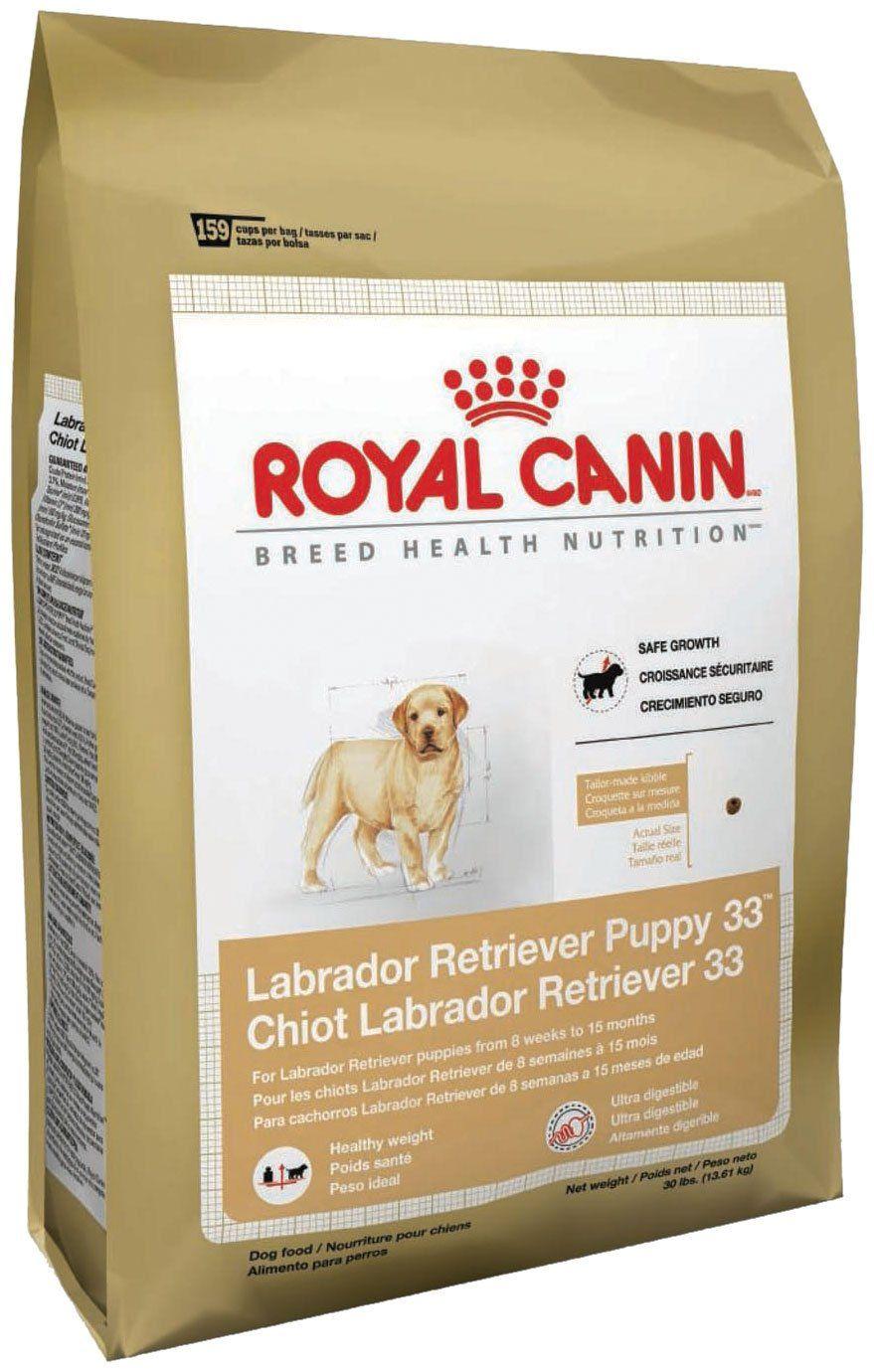 Royal Canin Breed Health Nutrition Labrador Retriever Puppy Dry