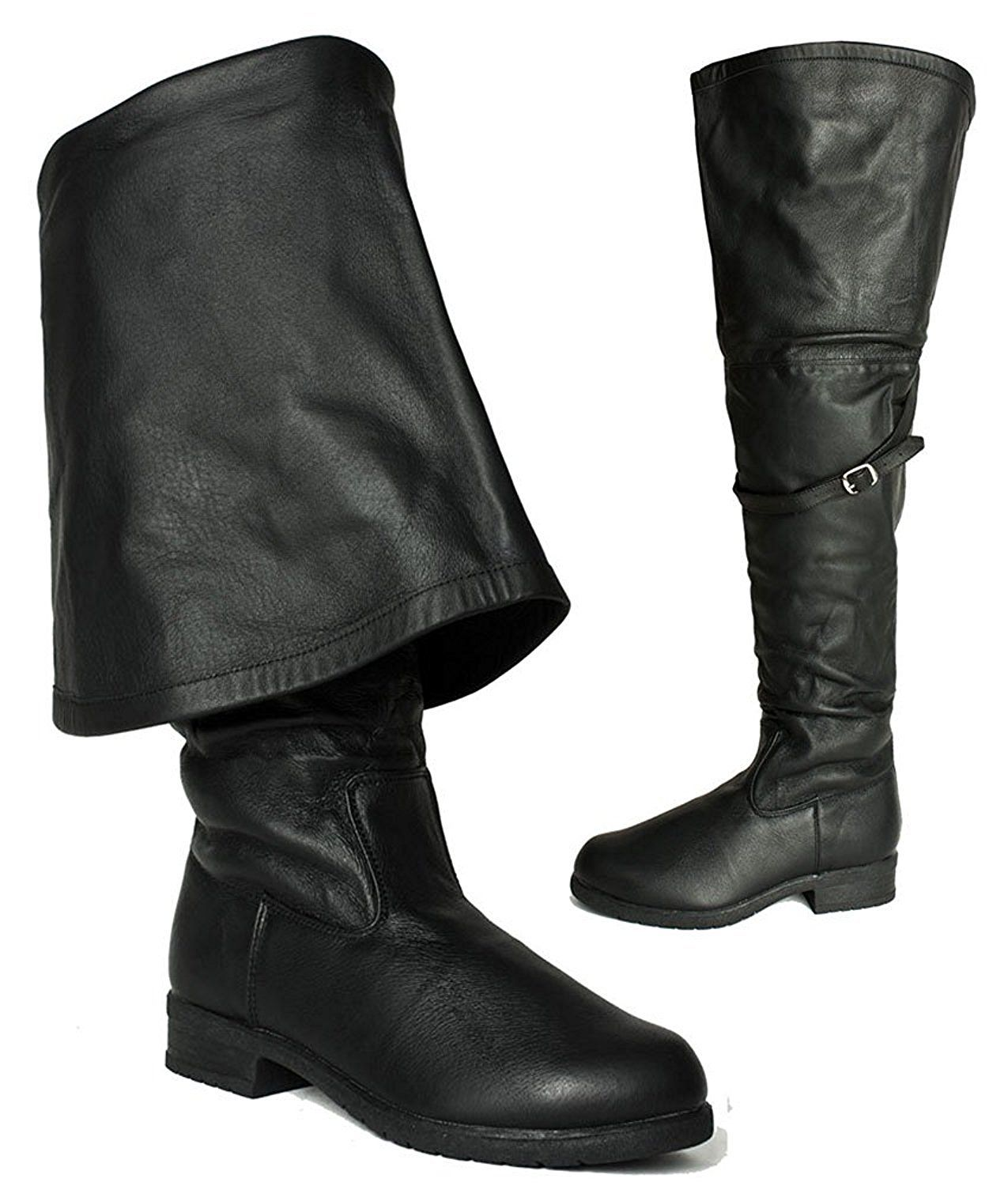 Adult Mens Cos-Play Knee-high Boot Riding Boots