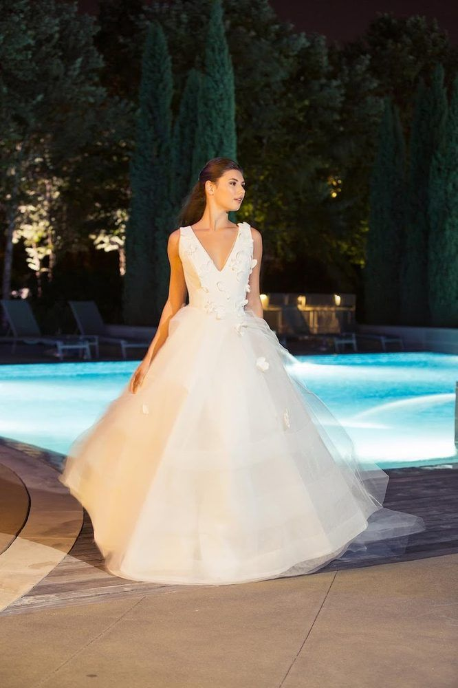 Photo of Nardos Design - Dallas, TX, United States. Couture bridal ...