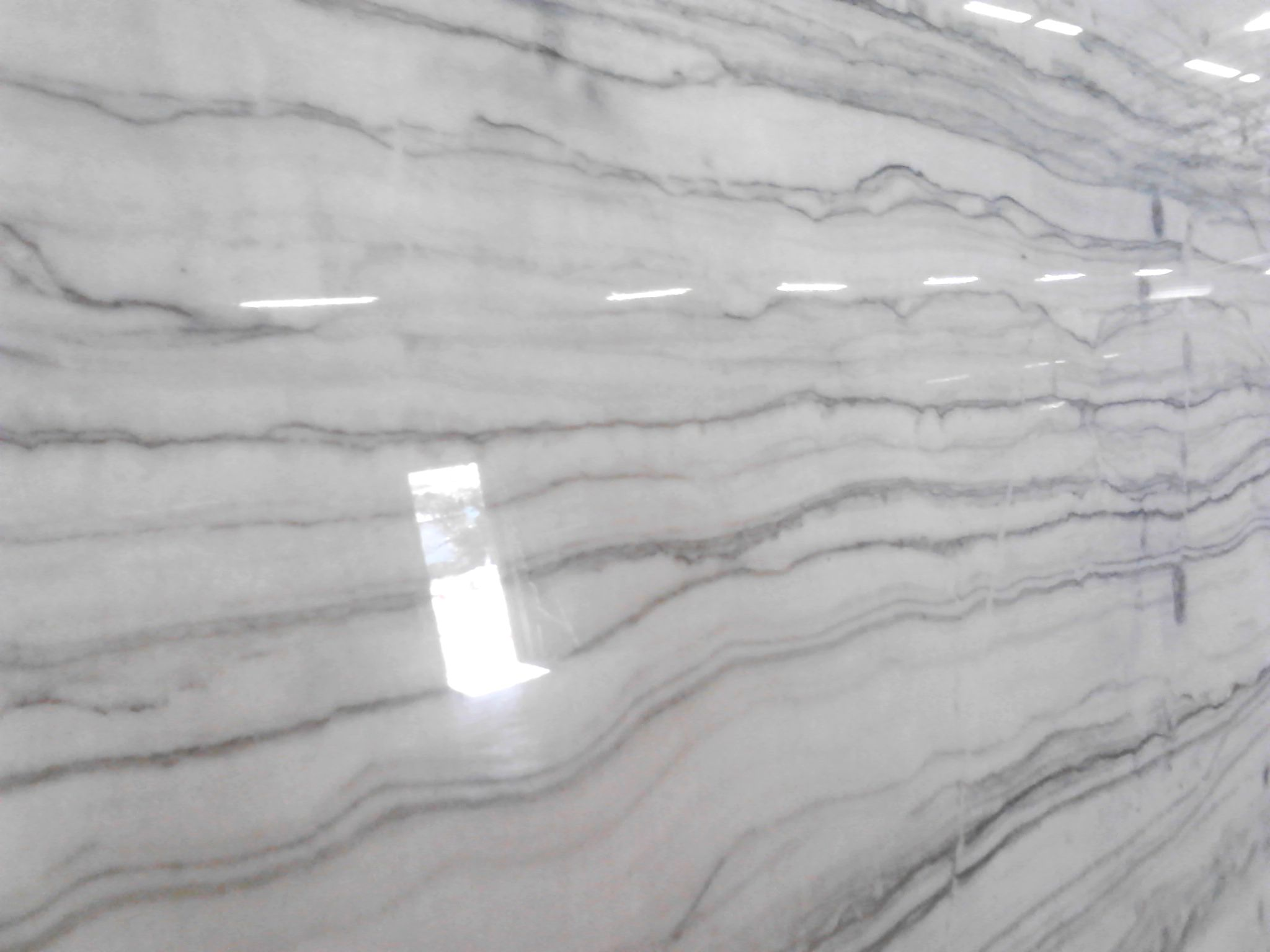 White Macaubus Quartzite Almost As Hard As Diamonds Does