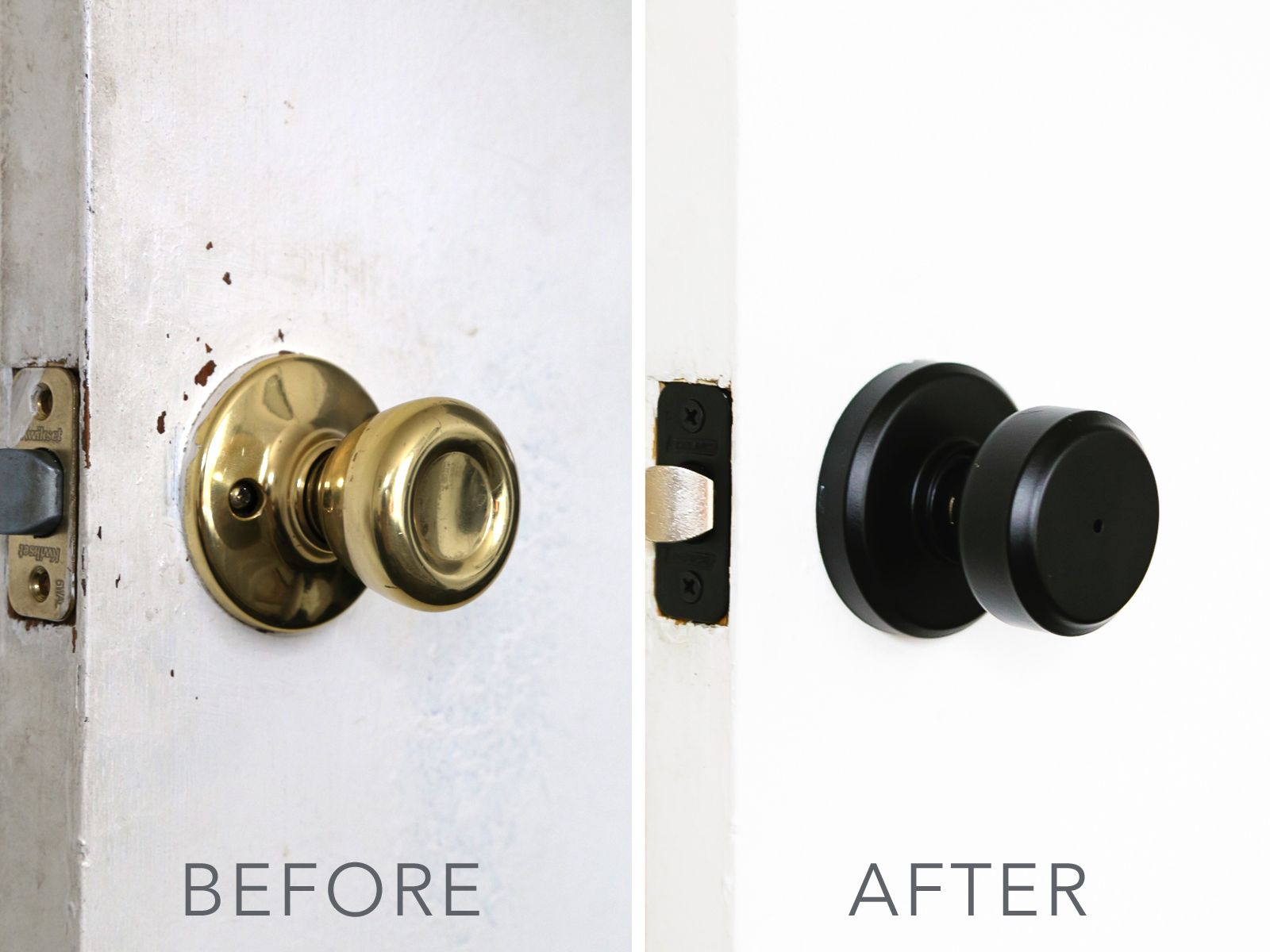 Changing Your Door Knobs Is A Subtle But Impactful Way