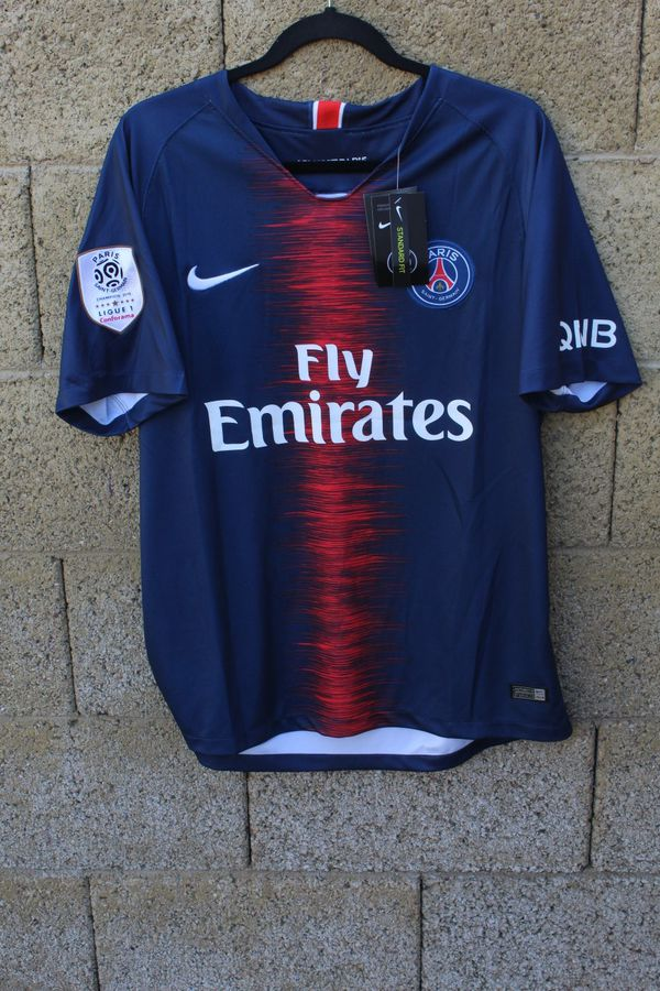 new arrival 39701 b53b7 Nike soccer PSG Kylian Mbappe jersey for Sale in Glendale ...