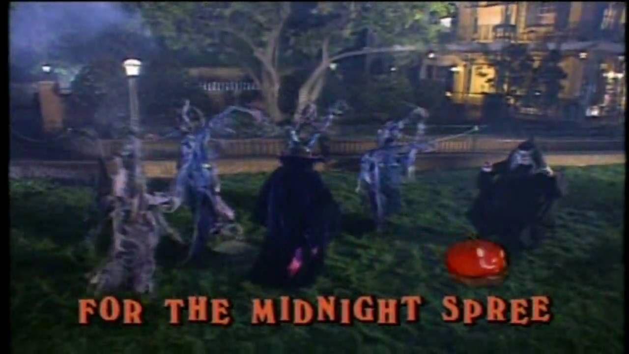 Disney Villains 'Grim Grinning Ghosts' Halloween Music