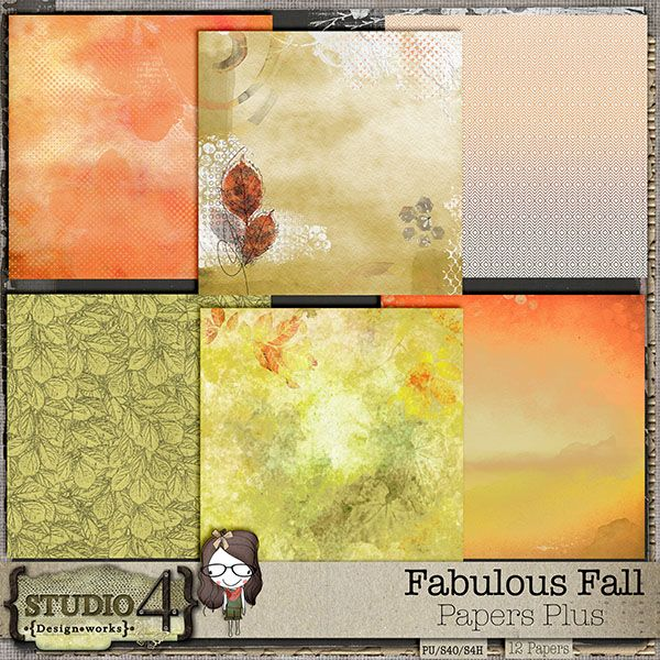 Personal Use :: Bundled Deals :: Fabulous Fall - The Bundle