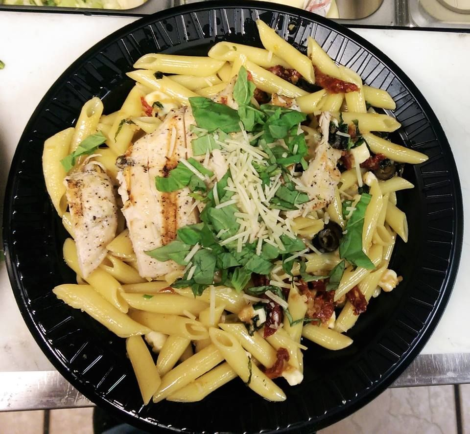 A high quality dinner delivered to your door! Try the Penne Pasta ...