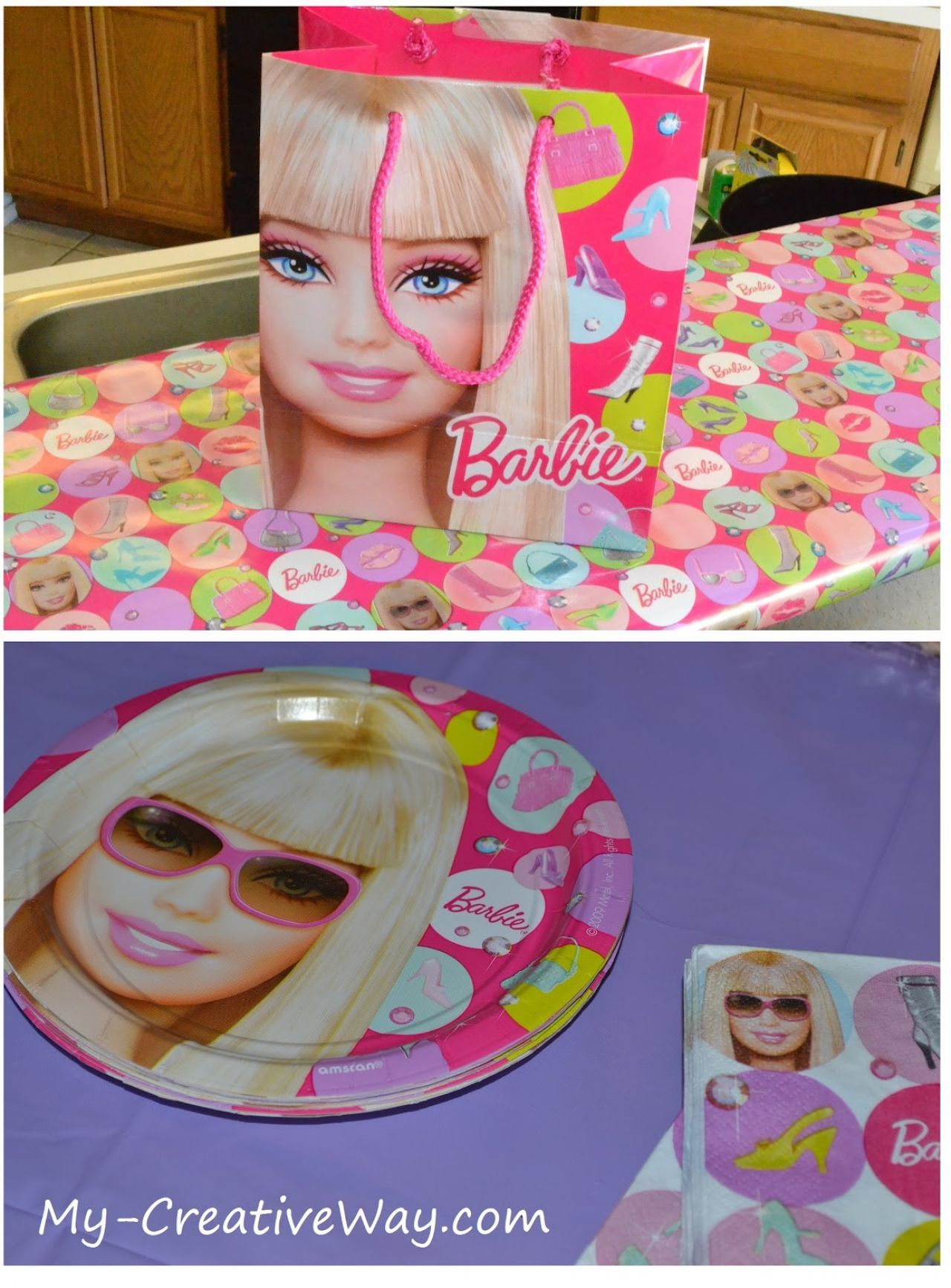 Barbie 18Th Birthday Invitation - Invitation Card Design
