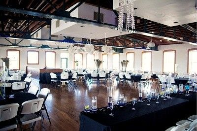 The Wichita Boathouse Wedding Ceremony Reception Venue Kansas Outdoor