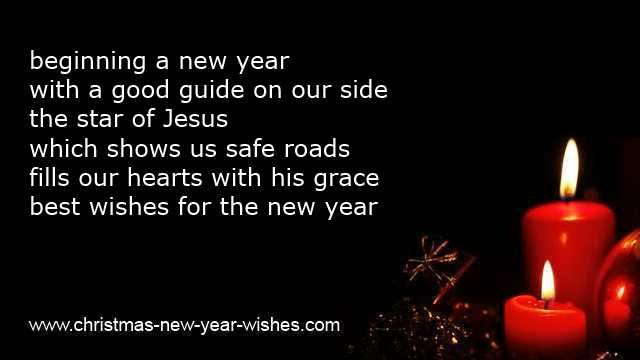 RELIGIOUS new year wishes and christian new years greetings | Our ...