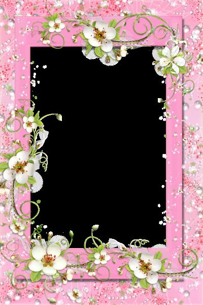 Pin by Naenae Nanny on Frames   Flower frame, Collage frames, Printable frames