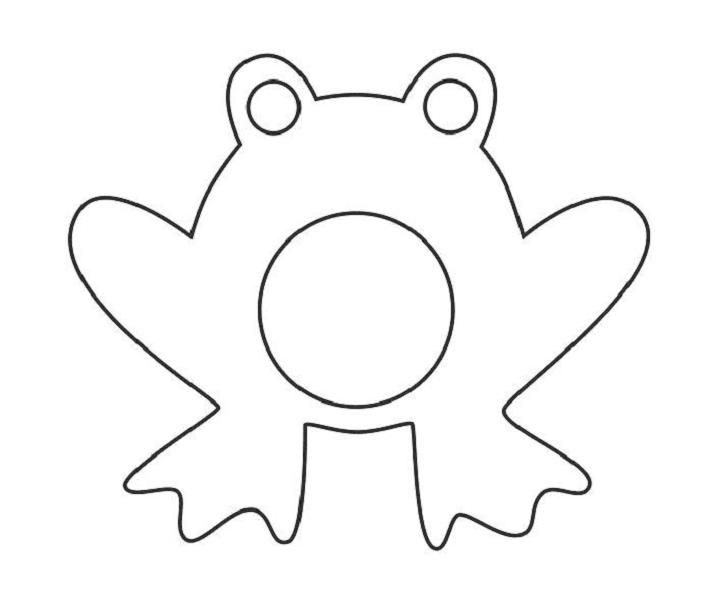 frog on pinterest frogs frog crafts and cute frogs clipart - Kids Craft Templates