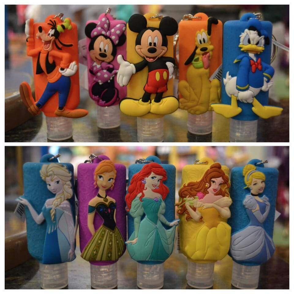 Disney Hand Sanitizer Disney Souvenirs Disney Parks Disney