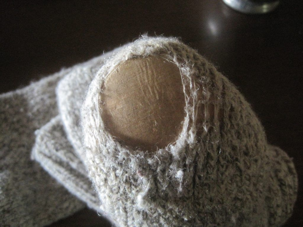 Learn About Darning Socks How to Darn a Wool Sock