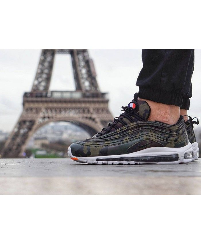 the best attitude 50ae8 9765f Nike Air Max 97 Homme Premium QS Camo Pack Pays France, COOL!