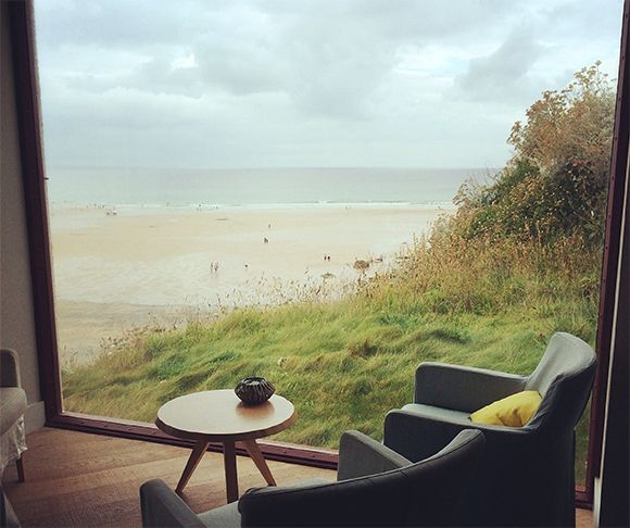 Watergate Bay Cornwall Family Friendly Hotel Newquay Spa