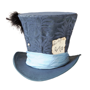Mad Hatter S Hat Mad Hatter Cosplay Unusual Hats Mad Hatter Hat