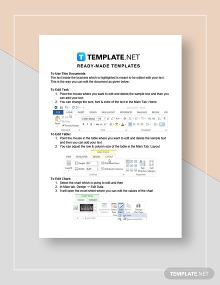 Restaurant Manager Performance Review Template In 2020 Marketing Plan Template Templates Paper Template