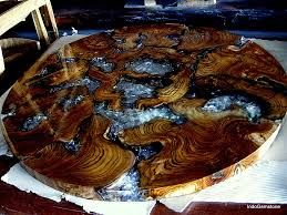 epoxy tabletop resin epoxidharz tische m bel epoxy resin table. Black Bedroom Furniture Sets. Home Design Ideas
