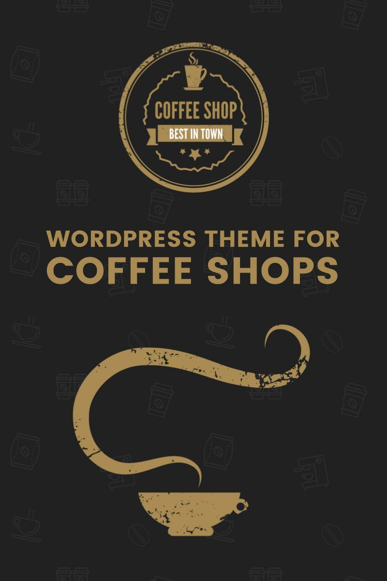 Coffee Shop Cafe Bar Pub Restaurant Wordpress Theme 64938 Restaurant Wordpress Themes Coffee Shop Wordpress Theme