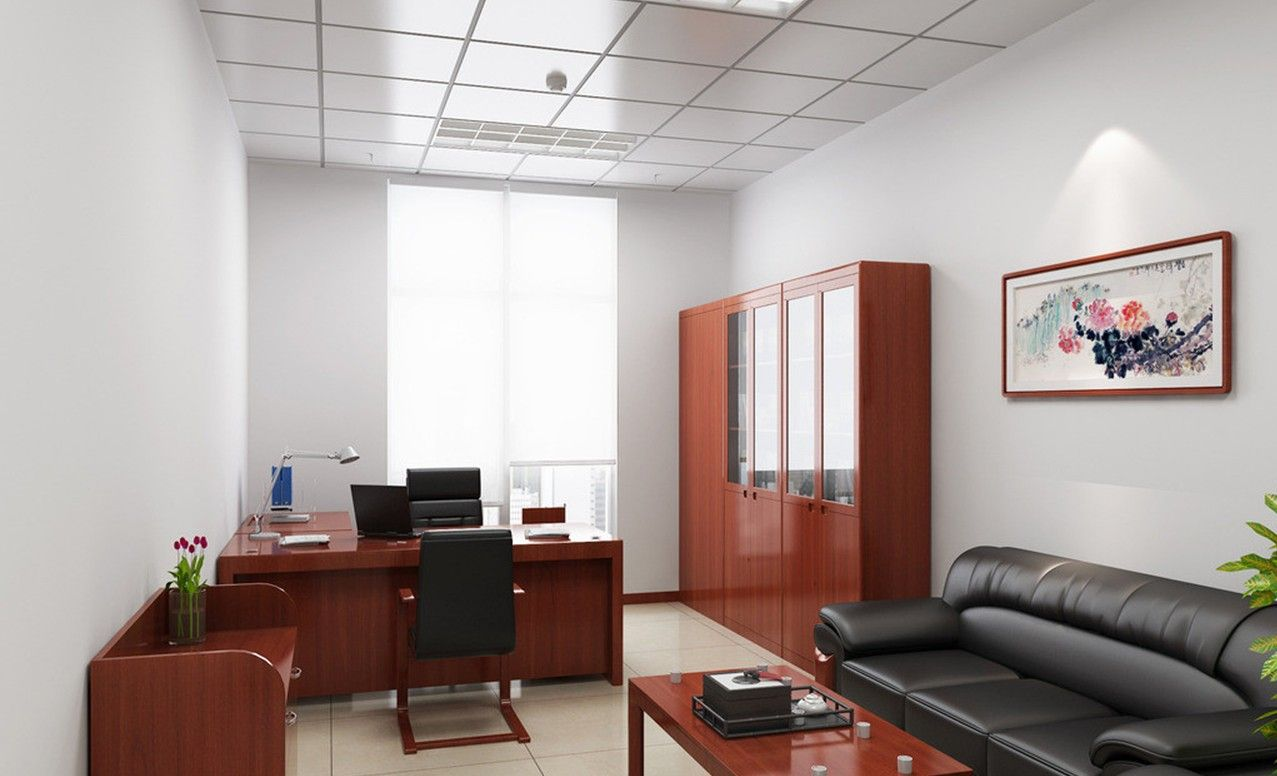Nice corporate office interiors home interior design for Small office interior