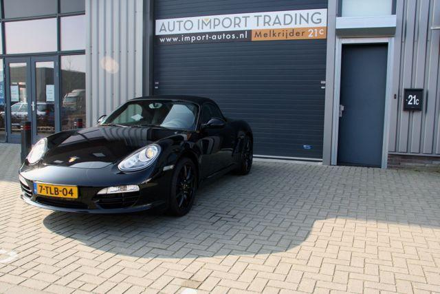Recent geïmporteerde Porsche Boxster uit Duitsland #Porsche #boxster #autoimport