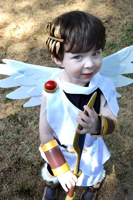 Cosplay Of The Day Cutest Little Pit