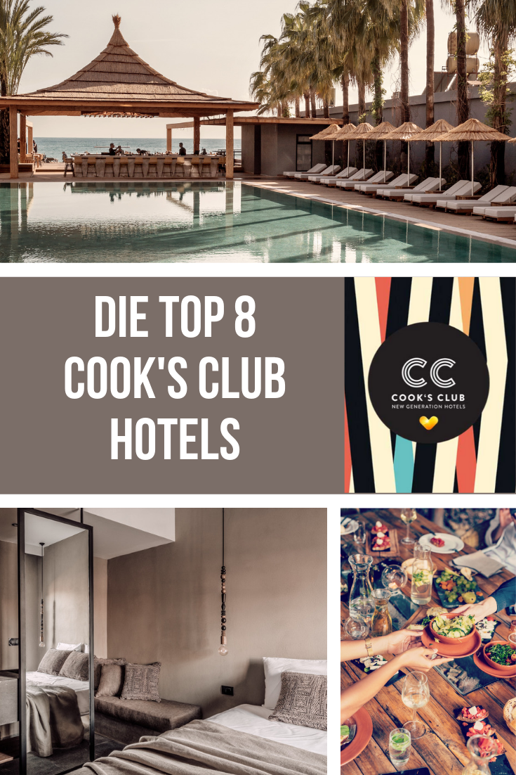 Top 8 Cook S Club Hotels Hotel Reisen Hotels