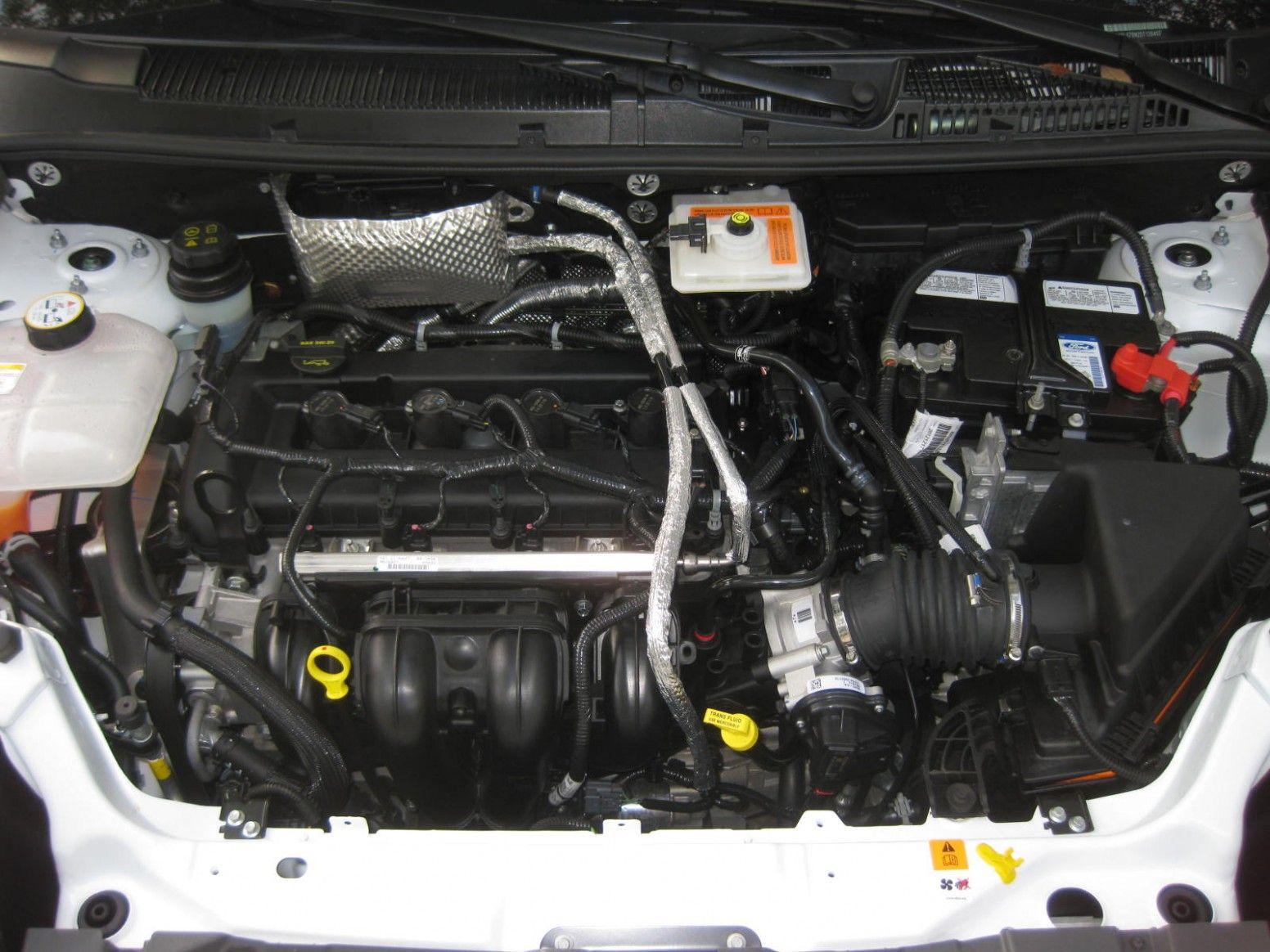 Ford Transit Engine Bay Diagram