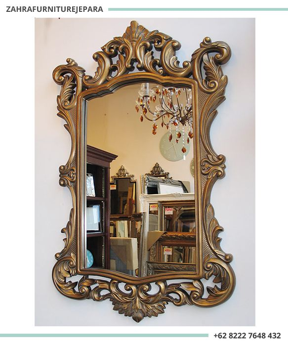 Hiasan Cermin Dinding Ruang Tamu