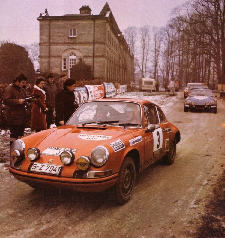 The Porsche 911 performed on all types of events, here is ...